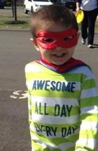 superhero Roman