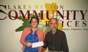 Laconia-Gilford Lions Club supports LRCS